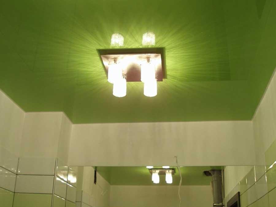 натяжные потолки фото в комнату